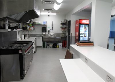 Kitchen Canteen