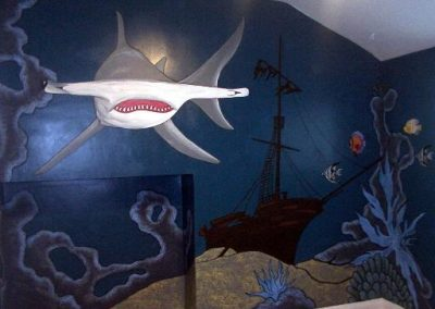 Murals by Josie Tremblay