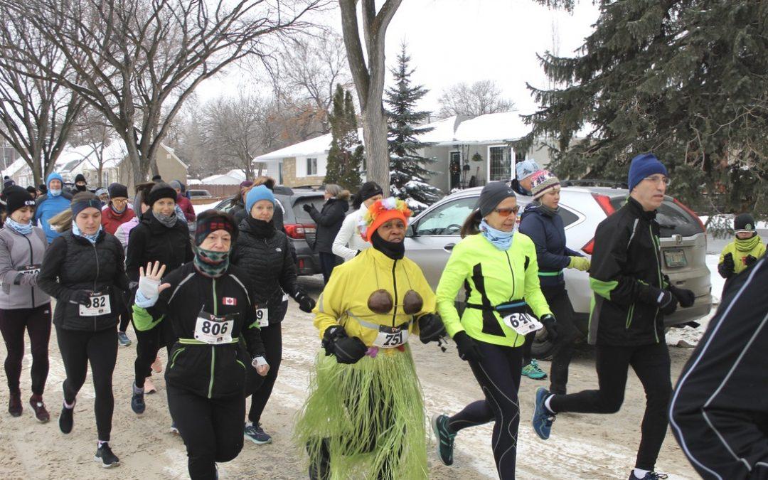 No River Trail, No Problem – 2020 Frostbite River Run