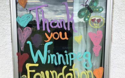 Winnipeg Foundation Helps Daycare With New Windows