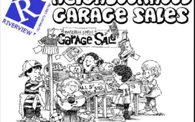 RVCC Garage Sale