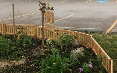 Children's Garden Nurtures Community