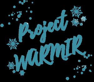 Project WARMIR title text