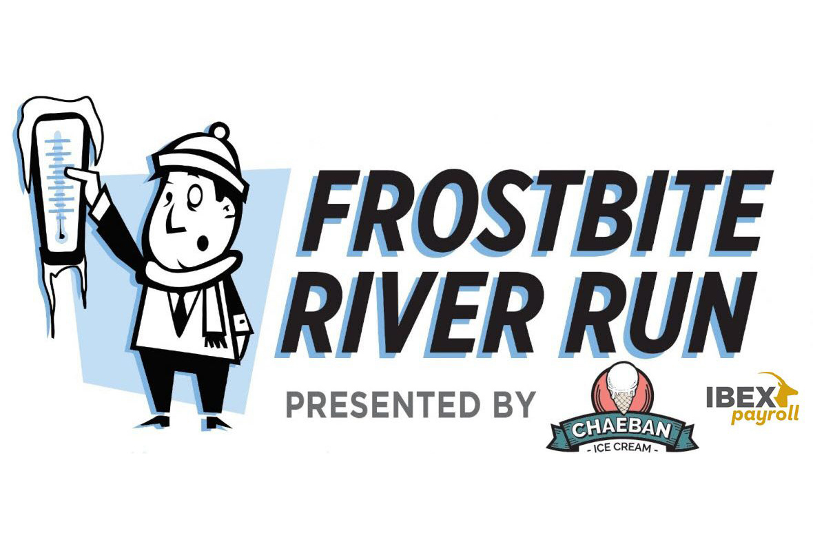 frost bite river run logo