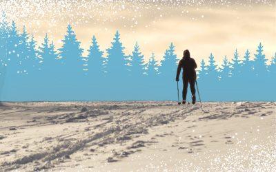 Skiing/Frostbite River Run, Jan 16-29
