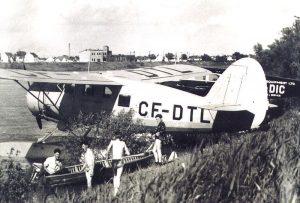 CF-DTL, Noorduyn Norseman IV