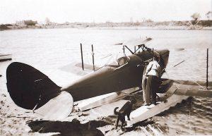 de Havilland DH-83C Fox Moth CF-BNO