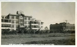 King Edward Memorial Hospital and King George Isolation Hospital