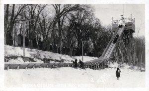 toboggan slide