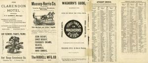 1895 winnipeg riverview map index