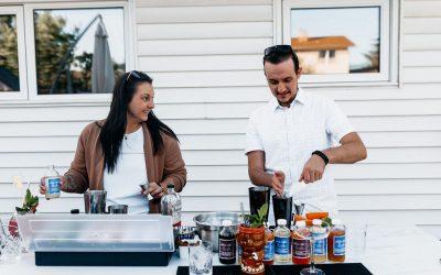 Kitchen Creators: Angel's Share Cocktail Co.