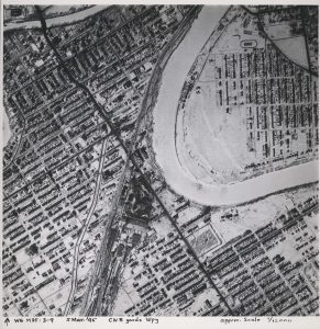 riverview aerial 1945