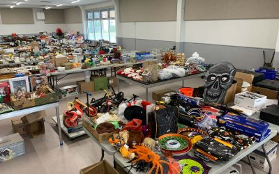The RVCC Garage Sale is Collecting Donations