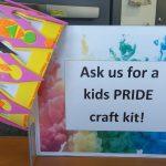 library pride craft kit