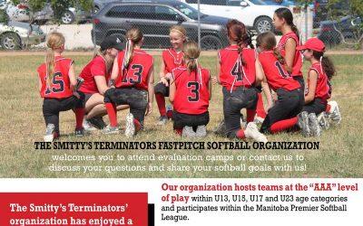 Smittys Terminators Softball