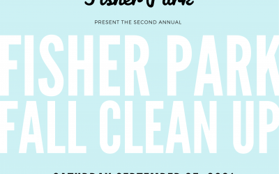 Second Annual Friends of Fisher Park Fall Clean-Up (Update)