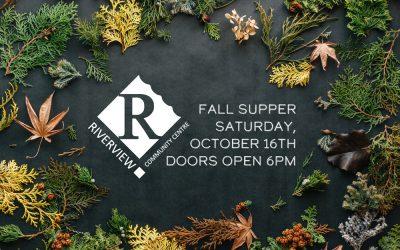 Fall Supper 2021