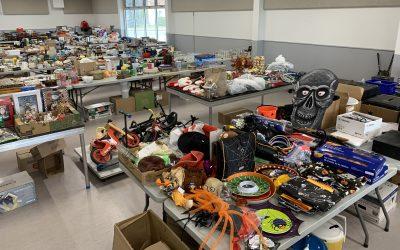 Community Centre Garage Sale Sept. 17-18