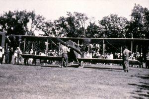 Plane at River Park