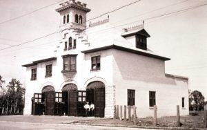 Fire Station #15 on Osborne St.