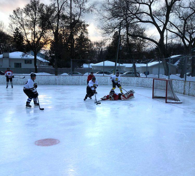 4 on 4 Hockey Tournament February 2020
