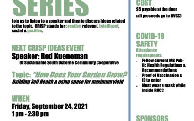 CRISP Ideas: Learn About Gardening